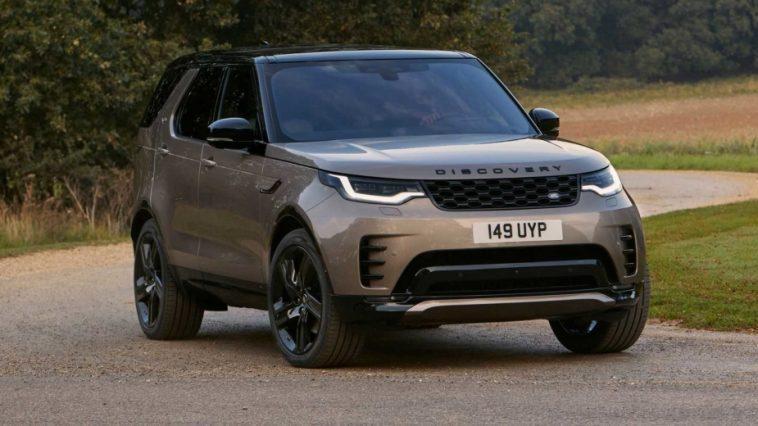 Le Land Rover Discovery A été Rénové. Ce Sont Toutes