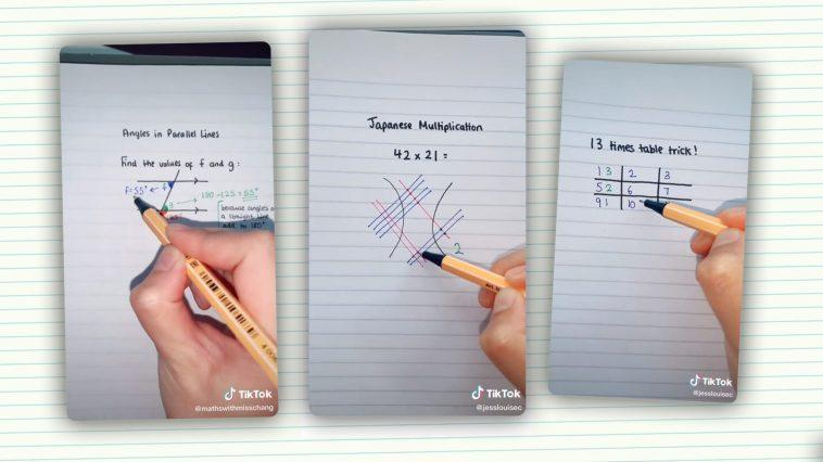 Cette Astuce Mathématique Rend Fou Tiktok