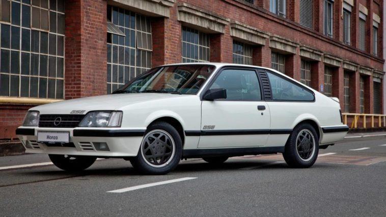 Opel Monza. Du Haut Coupé Du Passé Au Suv électrique