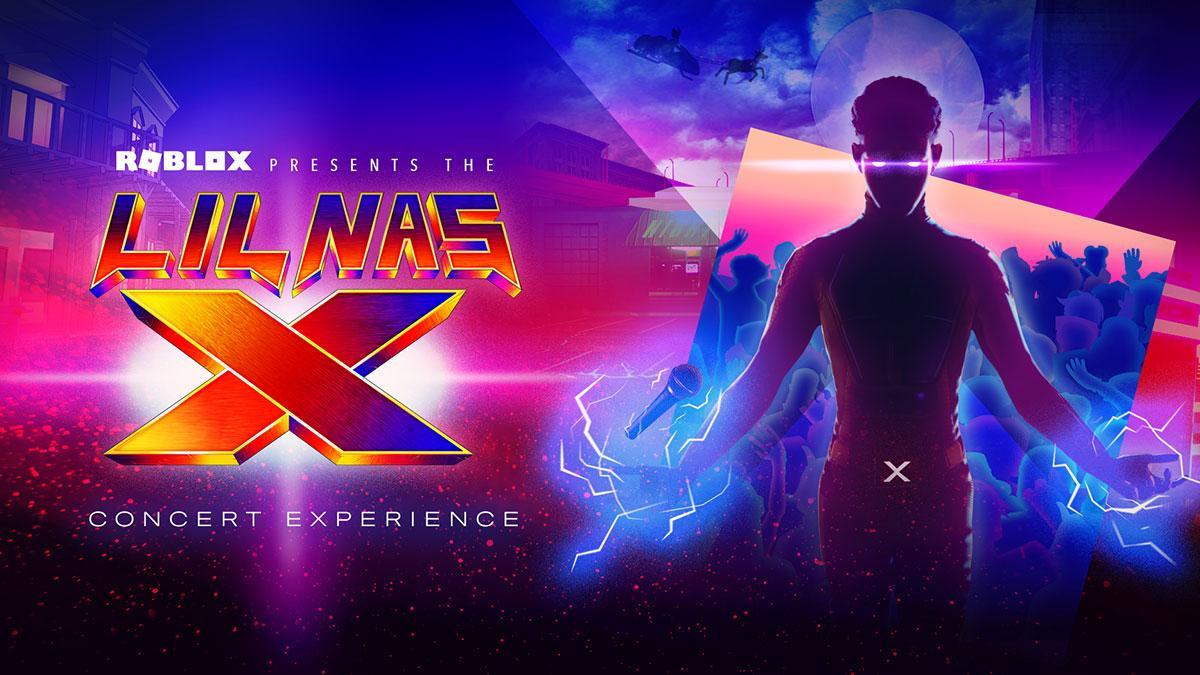 Concert De Lil Nas X Roblox Officiellement Annoncé!