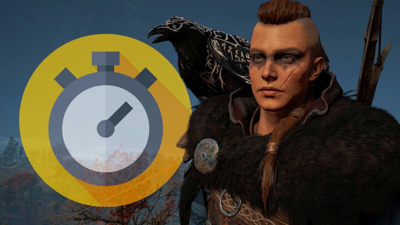 Assassin's Creed Valhalla: C'est L'heure Du Jeu Pour L'histoire Principale