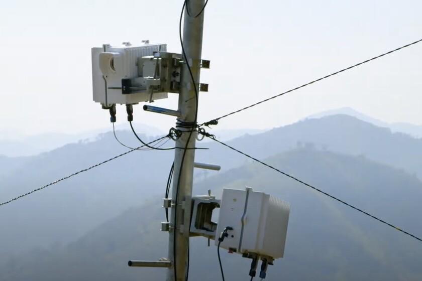 Ni fibre optique ni ondes, Google utilise des rayons de lumière pour transmettre des données et proposer Internet