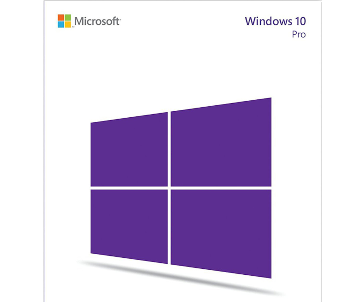 boîte windows 10 pro 0
