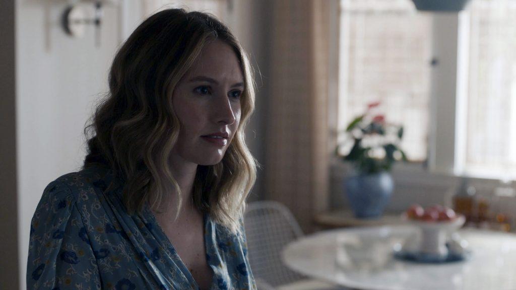 Caitlin Thompson dans le rôle de Madison