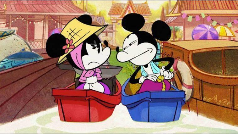 Disney + Célèbre L'anniversaire De Mickey Avec Une Nouvelle Série