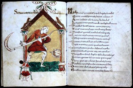 Martyrologium de juillet Wandalbert Von Prum