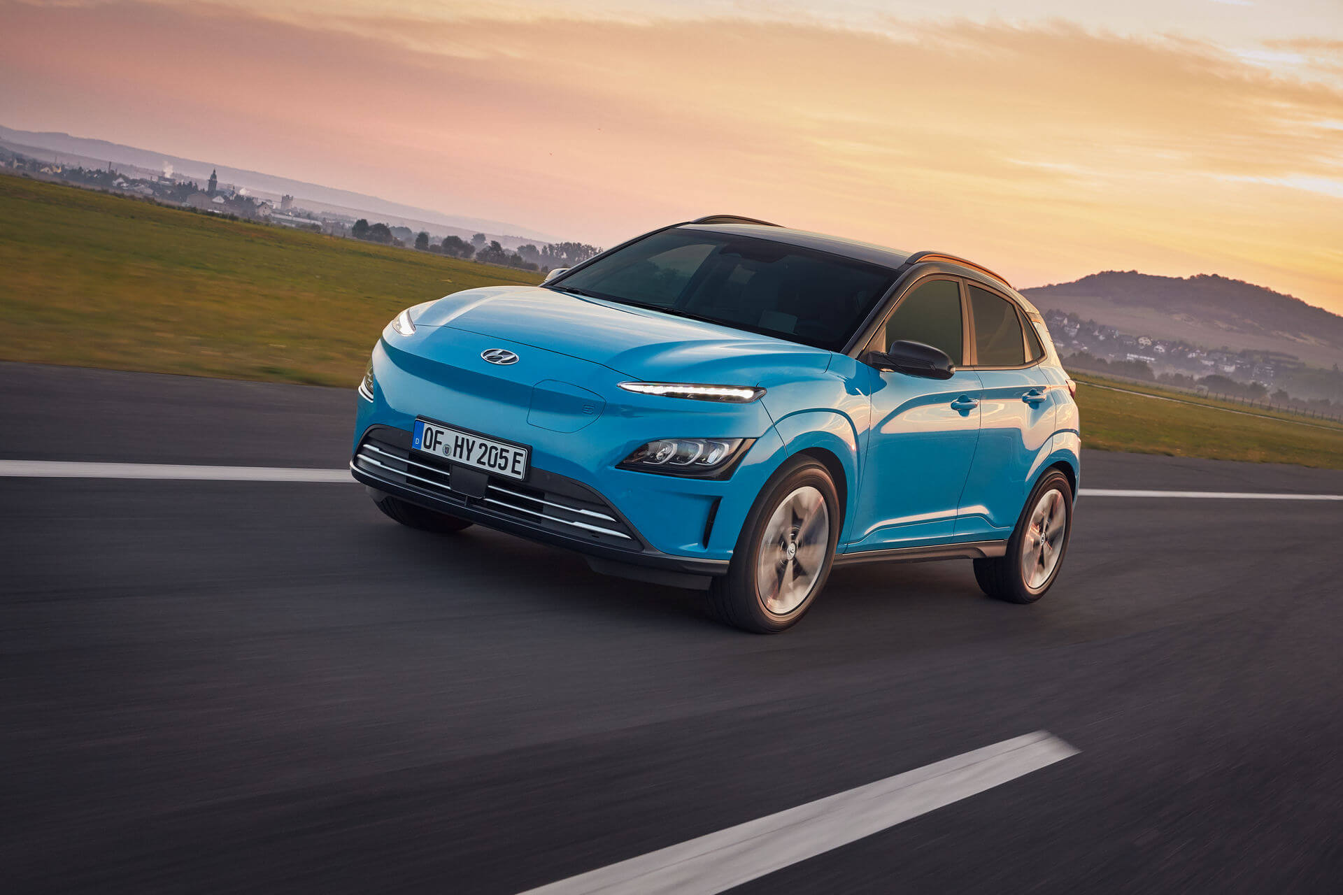Hyundai Kauai électrique 2021