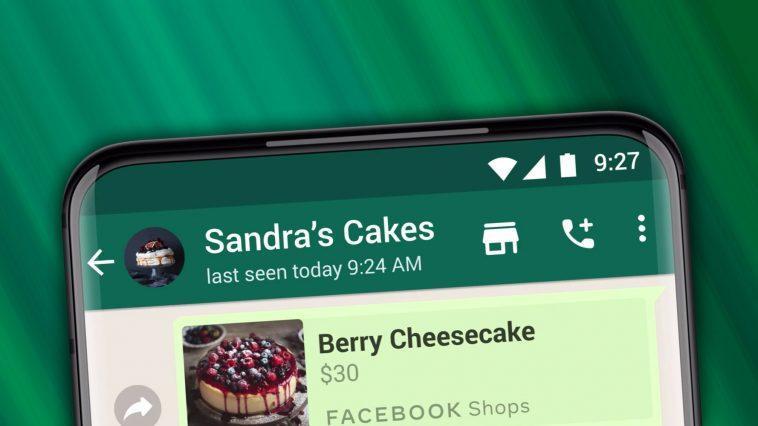 Shopping Arrive Sur Whatsapp: Voici Comment Visiter Les Vitrines Virtuelles