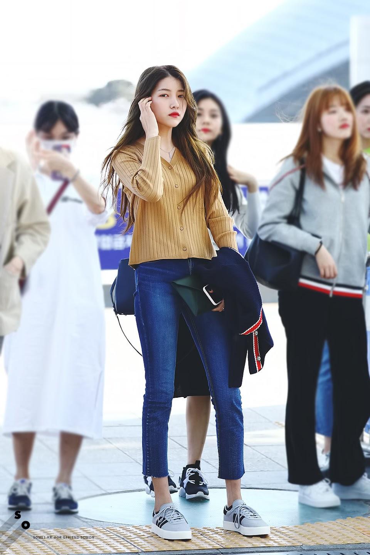 sowon décontracté 31
