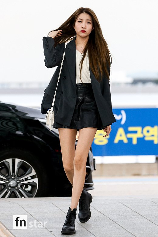 sowon décontracté 34