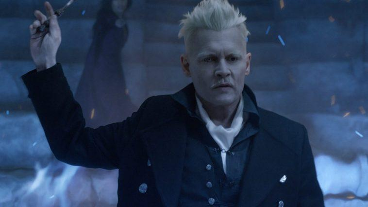 Fantastic Beasts 3: Johnny Depp Sera T Il Remplacé Comme Grindelwald Par