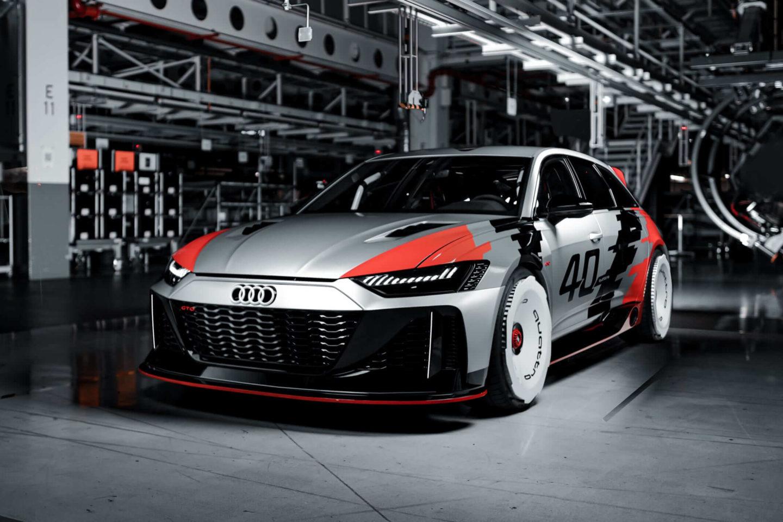 Audi RS 6 GTO