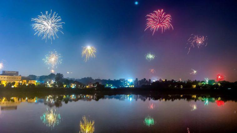 Ngt Interdit Les Pétards Pendant Diwali En Inde En Raison