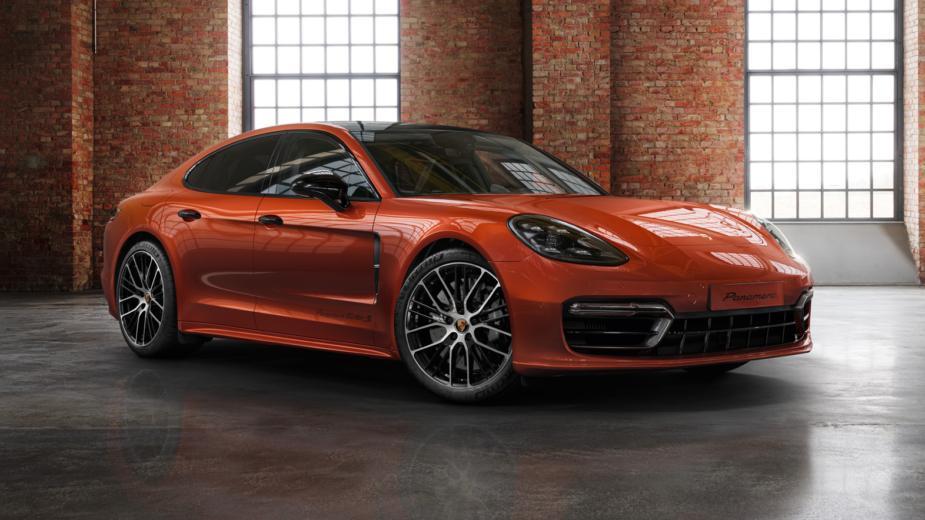 Sportif Et électrifié. Nouvelle Porsche Panamera à Partir De 850