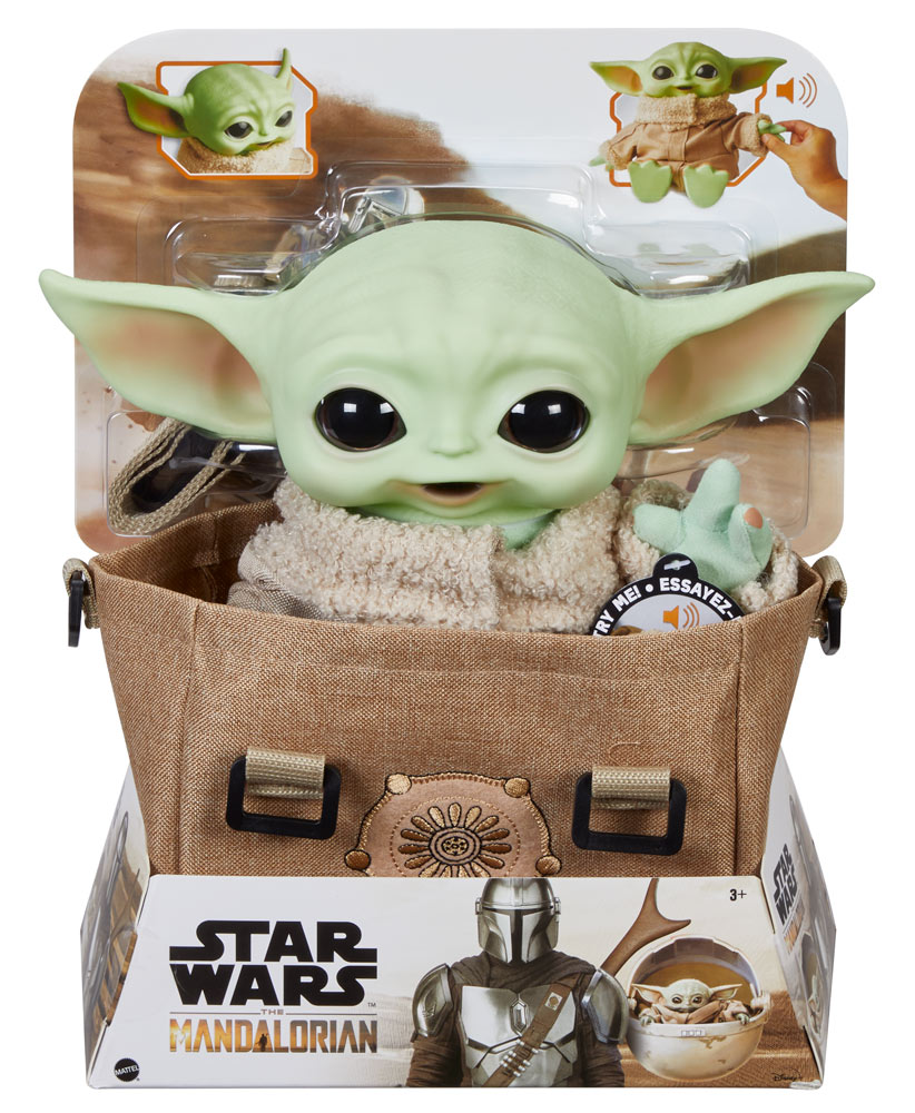 Lot de peluches Premium pour enfants de Mattel