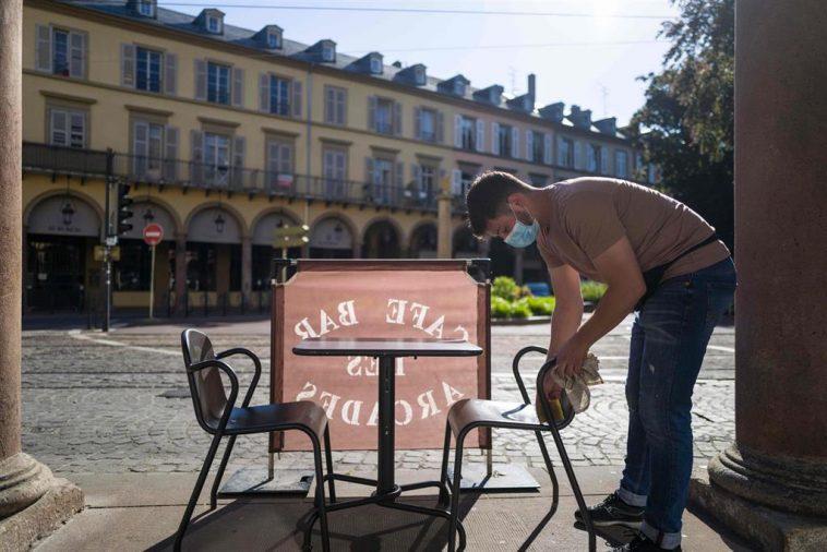 La France Enregistre Environ 36000 Cas Et 329 Décès En