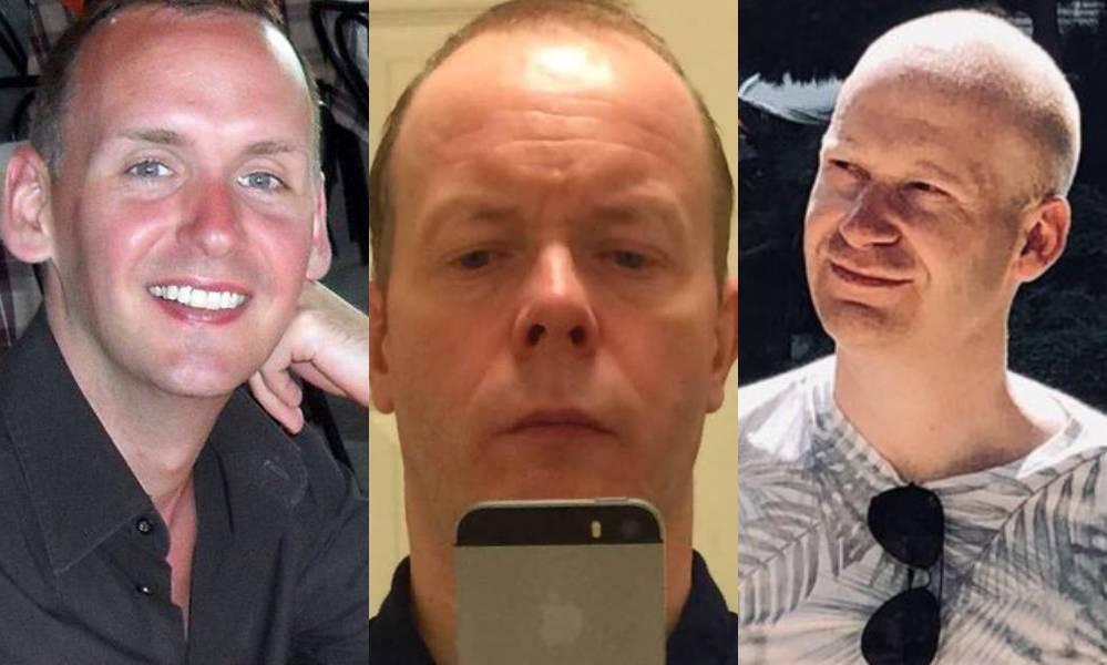 Joe Ritchie-Bennett, David Wails et James Furlong ont été tués dans le déchaînement au couteau
