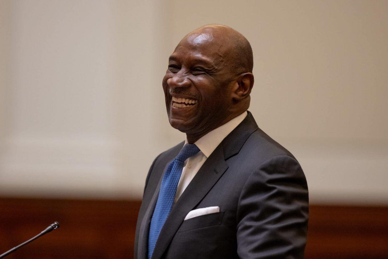 La Justice Noire Et Gay Confirmée à La Cour Suprême