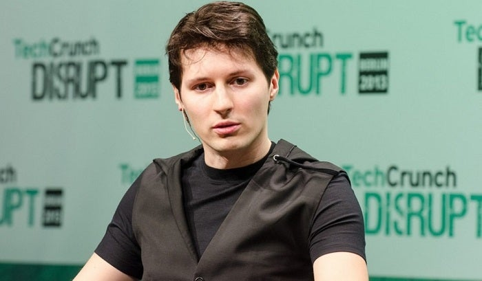 Pavel Durov, fondateur de Telegram