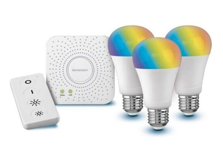 Lidl propose ses propres ampoules et capteurs connectés avec Zigbee