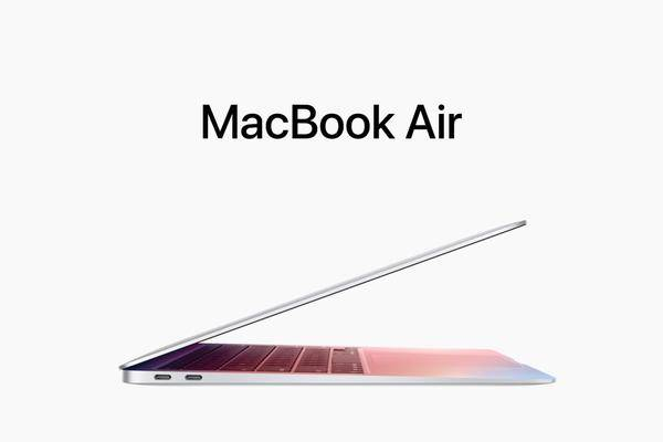 Le Macbook Air Avec La Puce Apple M1 Bat (presque)