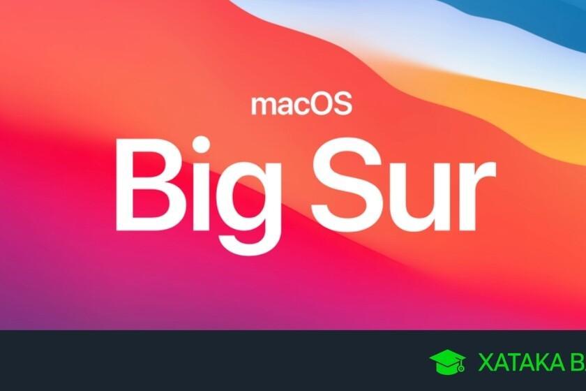 MacOS 11 Big Sur: principales nouvelles, appareils compatibles et comment mettre à jour
