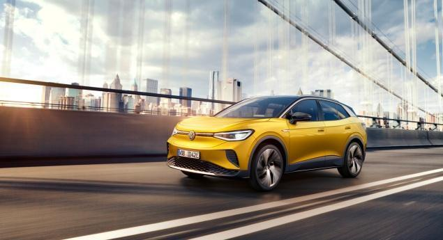 Volkswagen Id.4. Ouverture Des Réservations En Ligne Pour Le Nouveau