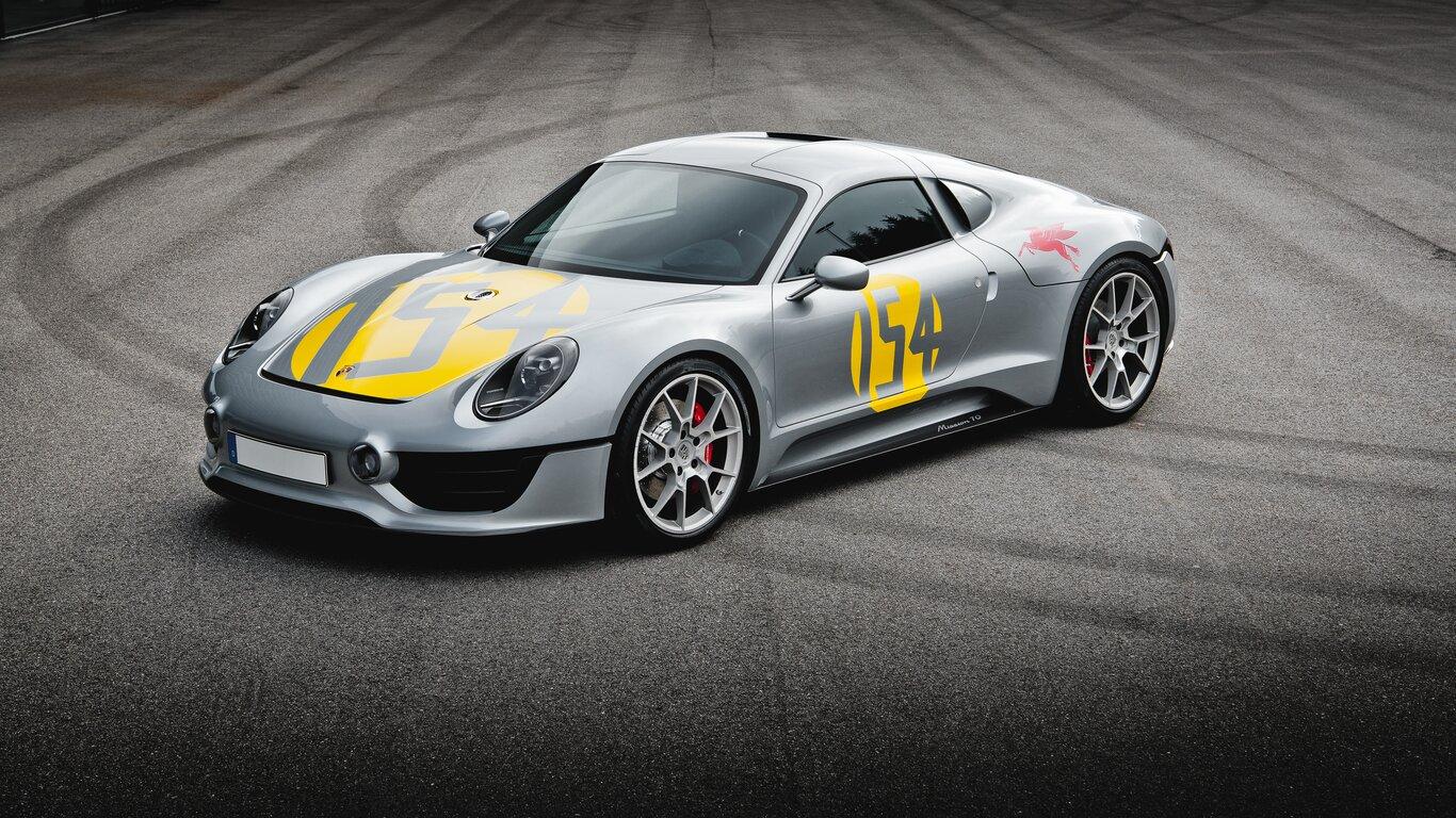 Légende vivante de Porsche Le Mans