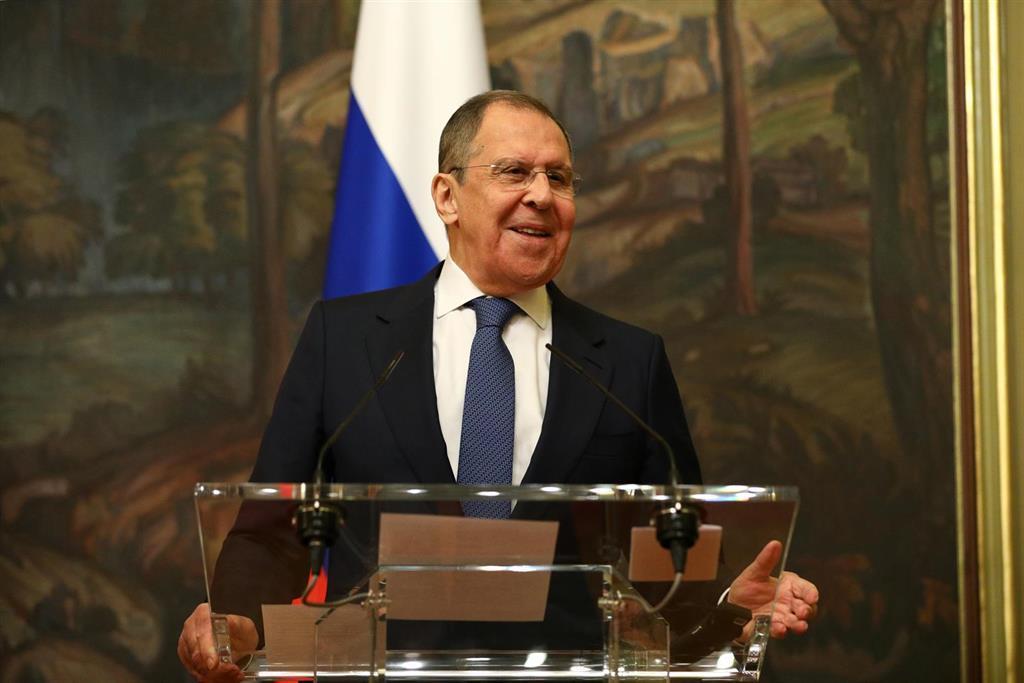 La Russie Prévoit Des Sanctions Contre Les Dirigeants Allemands Et