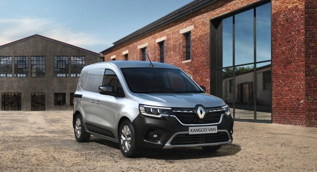 Renault Dévoile La Nouvelle Génération Du Modèle Kangoo