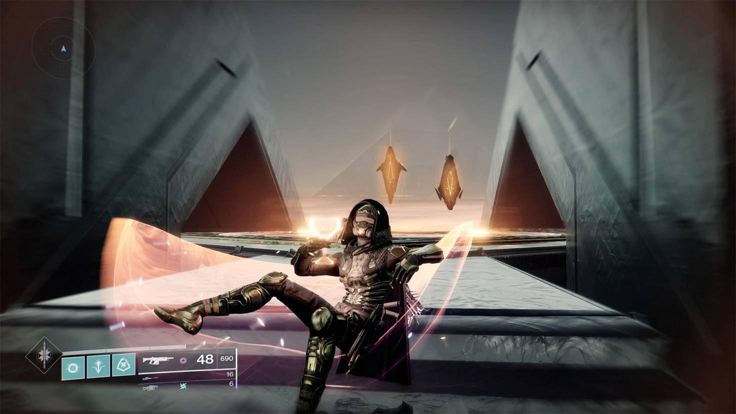 Destiny 2 ziggourat