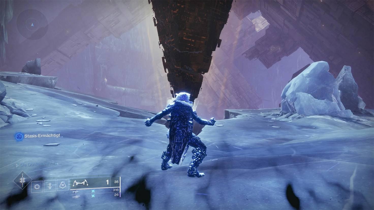 Destiny 2 stase