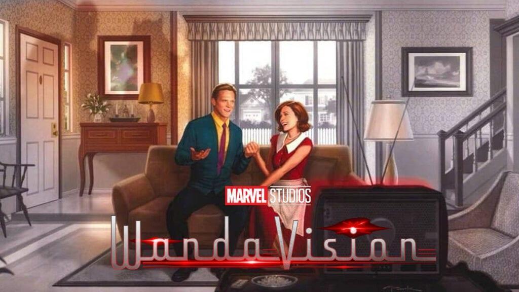 Wandavision Fera Ses Débuts Sur Disney + Le 15 Janvier