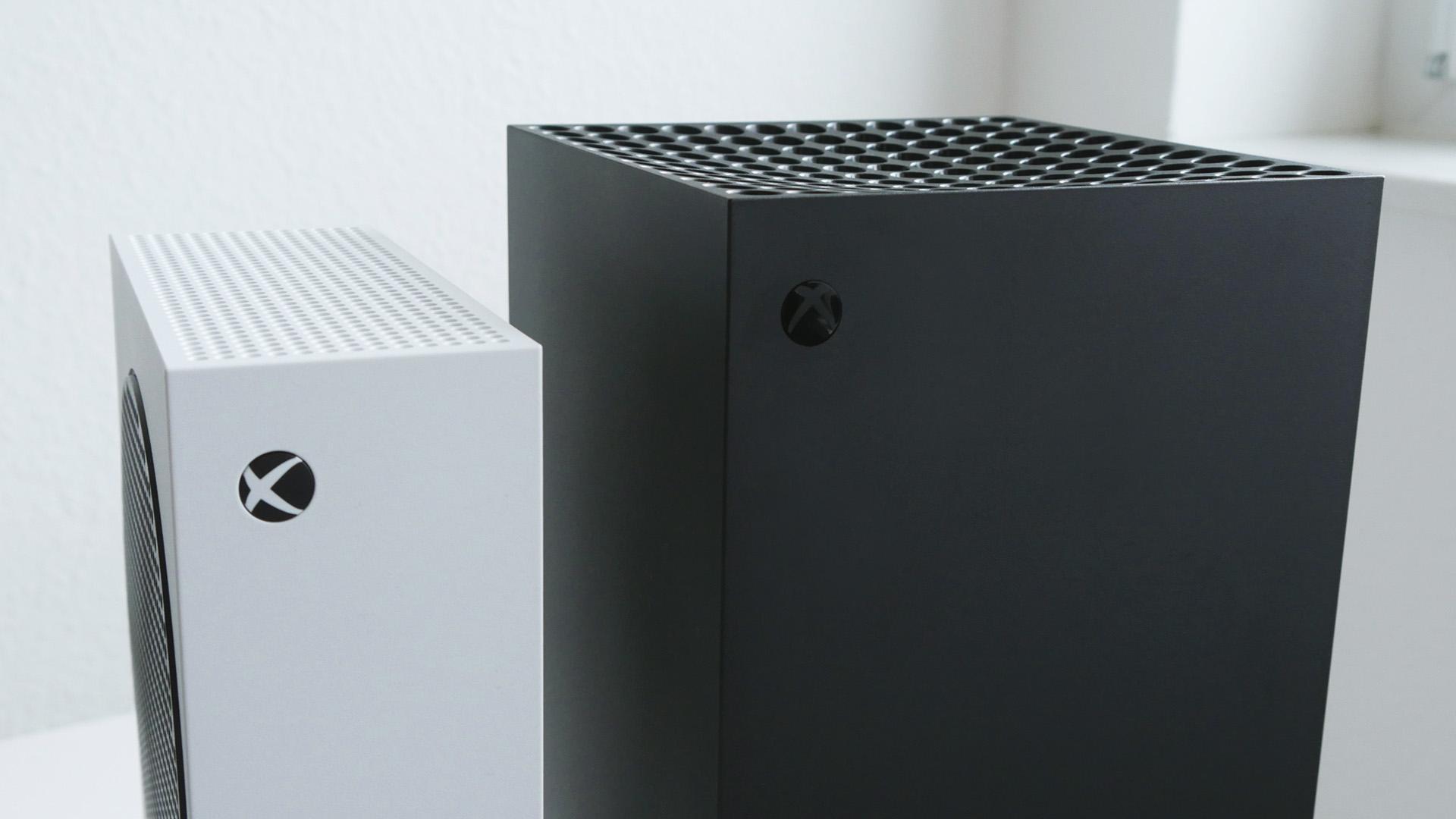 Précommandez les Xbox Series S et X.