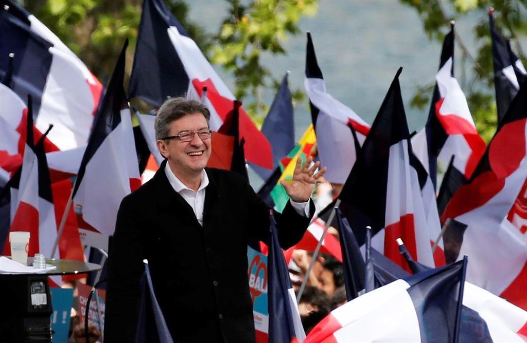 Mélenchon Annonce Sa Candidature à L'élection Présidentielle Française De 2022