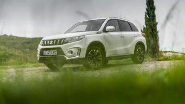 Essai Hybride Doux Suzuki Vitara. Quel A été L'avantage De