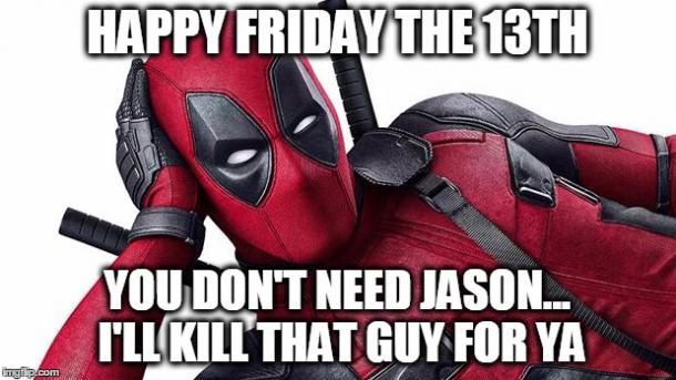 Vendredi 13 memes