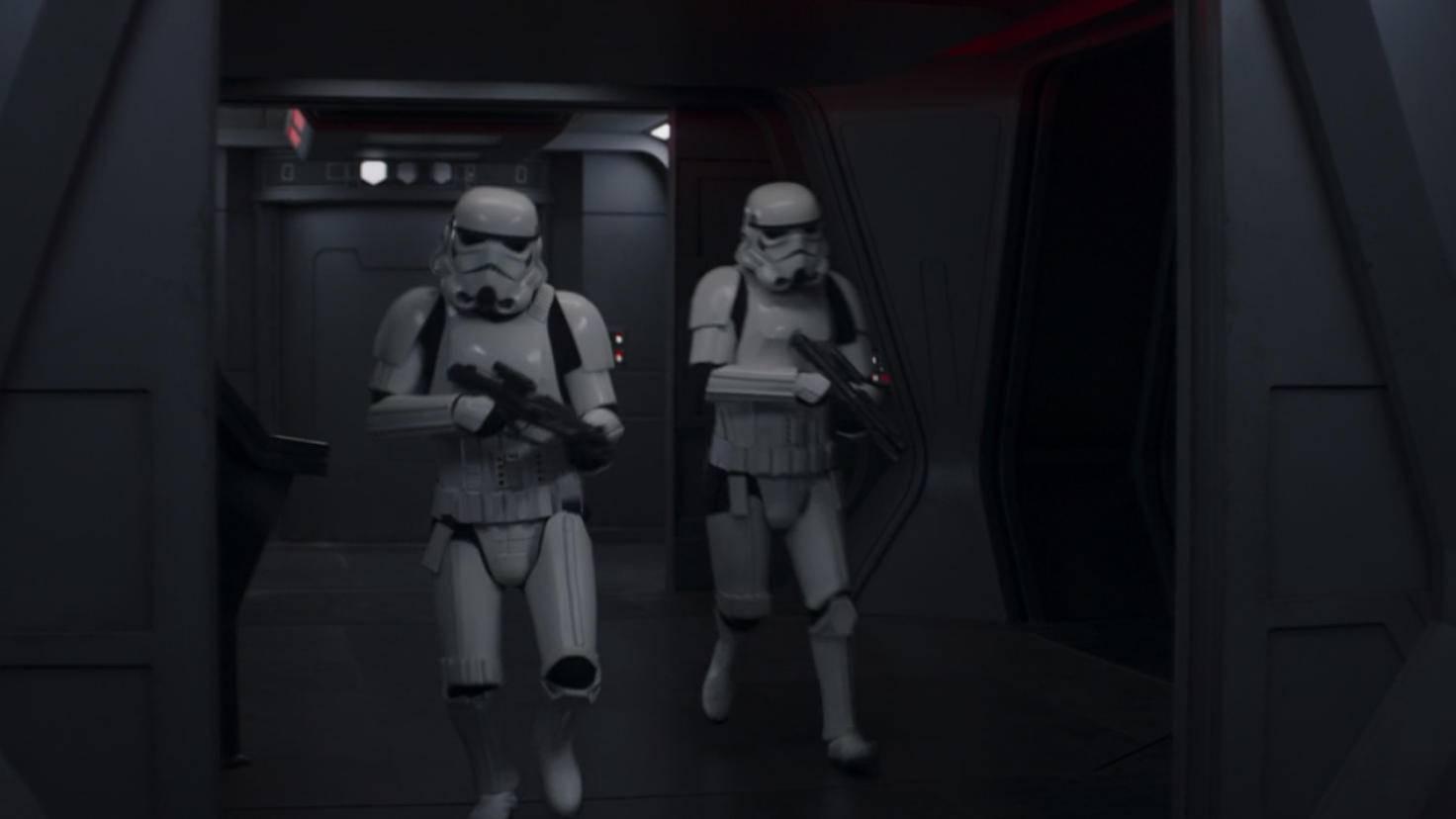 Soldats de tempête mandaloriens