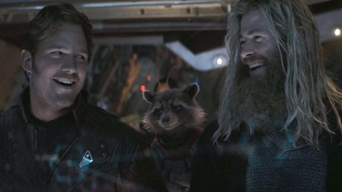 Chris Pratt Revient En Tant Que Star Lord Dans Thor: Love