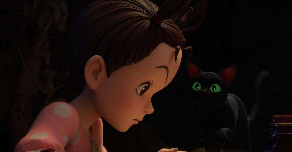 Le Premier Long Métrage De Cg Du Studio Ghibli, Earwig