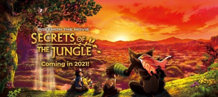 `` Pokémon Le Film: Les Secrets De La Jungle ''