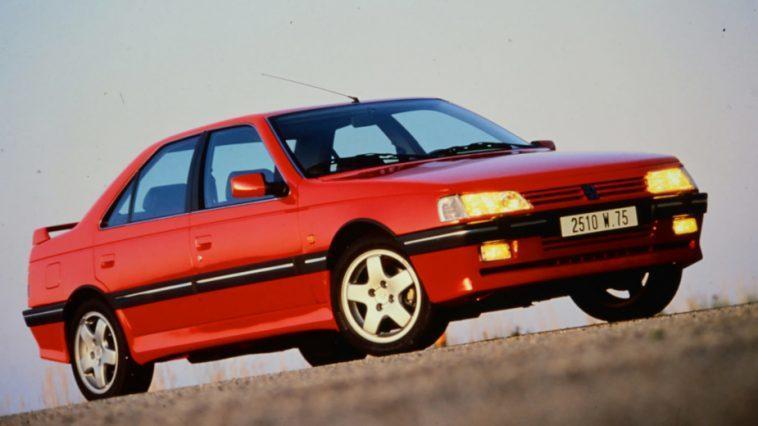 Vous Rappelez Vous Cela? Peugeot 405 T16, L'homologation Spéciale (apparemment)