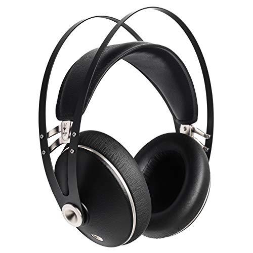 Meze 99 Neo Black - Casque avec un design moderne, des matériaux de haute qualité et un grand confort, Noir (Neo black)