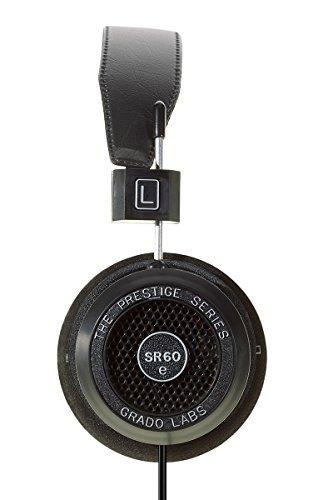 Grado Prestige Series - Casque à bandeau ouvert, noir