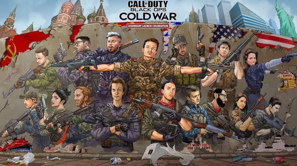 Comment S'est Déroulé Le Premier Tournoi Européen Call Of Duty