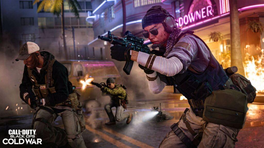 La Fonction Que Le Nouveau Call Of Duty A Copiée