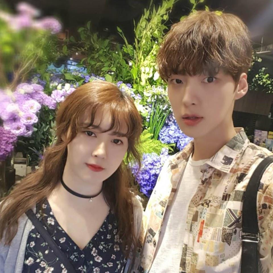 ahn jae hyun goo hye sun histoire d'amour 1