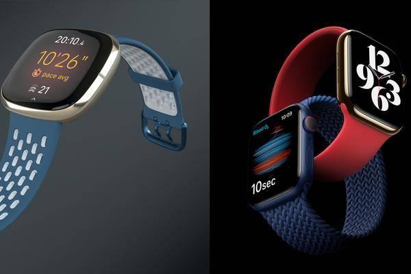 Fitbit Sense Vs Apple Watch: Les Meilleures Smartwatches En Comparaison