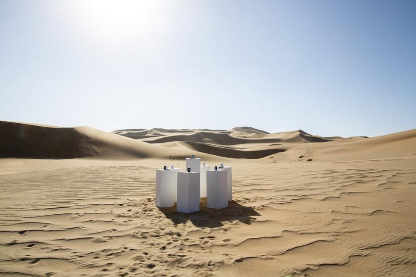 Ce qu'un lecteur MP3 jouant au milieu du plus ancien désert de la Terre peut nous apprendre sur la façon dont la technologie nous change