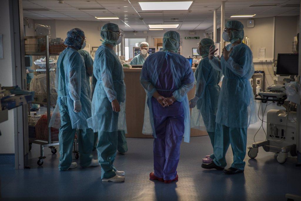 La France Bat Le Record De Patients Hospitalisés Atteints De